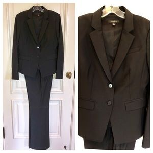 Ann Taylor Suit Light Wool Blend NWOT SZ 4 $65